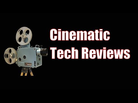 Cinematic Tech Reviews! - Coffee Break Feb 21