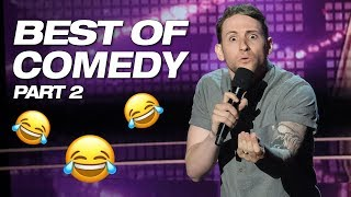Video HAHAHA! These Comedians Will Have You LOL'ing! - America's Got Talent 2018 MP3, 3GP, MP4, WEBM, AVI, FLV Januari 2019