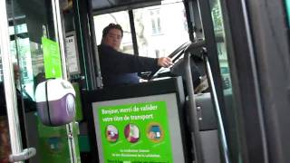 Video Taking the # 29 bus, Paris, France MVI_0340.MOV MP3, 3GP, MP4, WEBM, AVI, FLV Agustus 2017