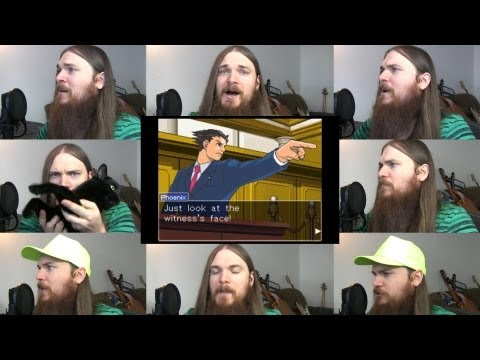 Wright - An original acapella arrangement of the Cornered music from Phoenix Wright: Ace Attorney. ○Become my Patron: http://www.patreon.com/SmoothMcGroove ○Download ...