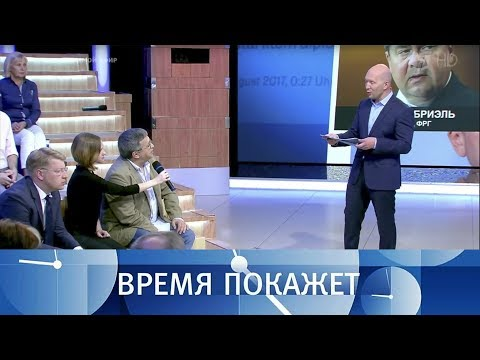 Северокорейский вопрос. Время покажет. Выпуск от14.08.2017