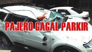 Video PAJERO GAGAL PARKIR NABRAK MOTOR KLX DAN MOBIL DI PARKIRAN MP3, 3GP, MP4, WEBM, AVI, FLV Oktober 2017