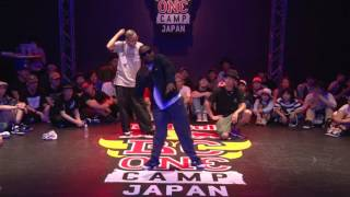 Franqey, Acky ,Poppin J – Red Bull BC One Japan Camp 2017 SAMURAI ASIA FINAL Judge Session