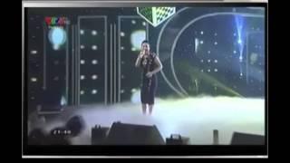 Chung kết Vietnam idol Đừng yêu - Thu Minh, than tuong am nhac 2015, than tuong am nhac viet nam 2015, viet nam idol 2015