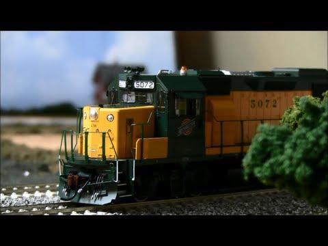 Athearn Genesis GP50 Review HO Scale DC/DCC/Tsunami Sound