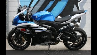 9. 2014 Suzuki GSX-R 1000 ... very clean Superbike!