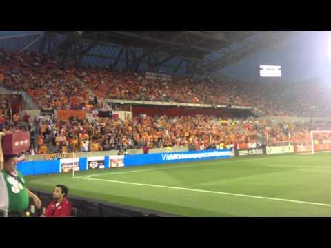 Video - Forever We Are Orange - The North End - Houston Dynamo - Estados Unidos
