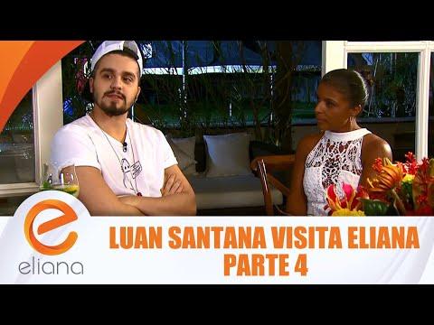Luan Santana visita Eliana - Parte 4  Programa Eliana  (20/05/18)