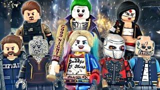 Video LEGO DC : Suicide Squad Minifigures - Showcase MP3, 3GP, MP4, WEBM, AVI, FLV Mei 2018