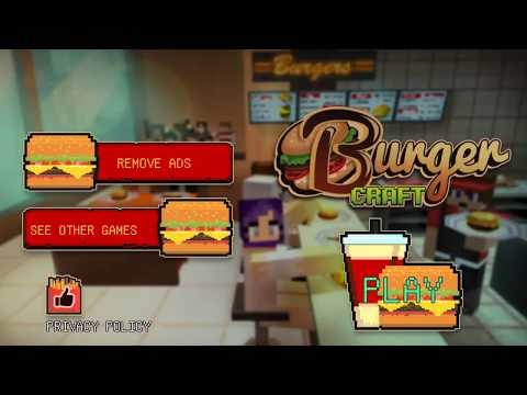 Burger Craft: Fast Food Shop Chef Cooking Games 3D - Android Gameplay