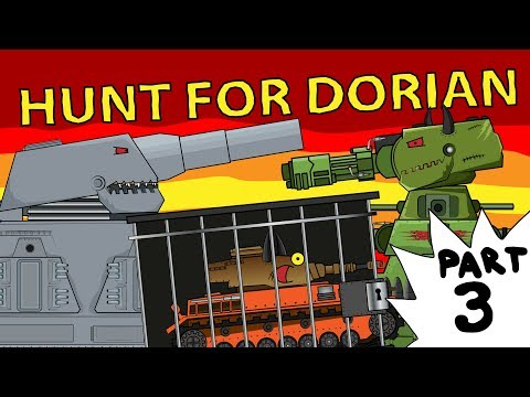 """""""Hunt for Dorian Episode 3 - The struggle continues"""" Cartoons about tanks"""