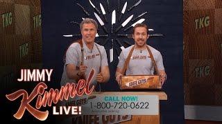 Video The Knife Guys Return! (featuring Will Ferrell & Ryan Gosling) MP3, 3GP, MP4, WEBM, AVI, FLV Desember 2018