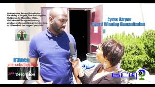 Nobullying2020 Series, Cyrus Harper On Scene With B'Anca