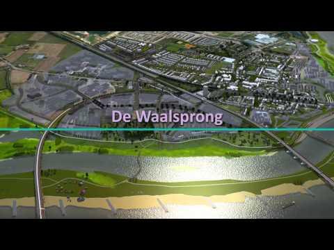 Nijmegen Omarmt de Waal