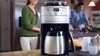 Burr Grind & Brew Thermal™ 12 Cup Automatic Coffeemaker Commercial Video Icon