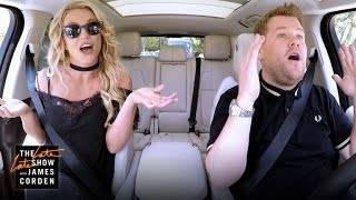 Britney Spears Carpool Karaoke: Coming Thursday