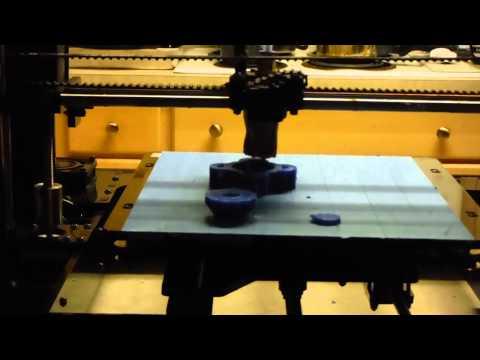 3D Printing Plastic PLA Hand Knob – Evolution 3dstuffmaker.com sold at eBay
