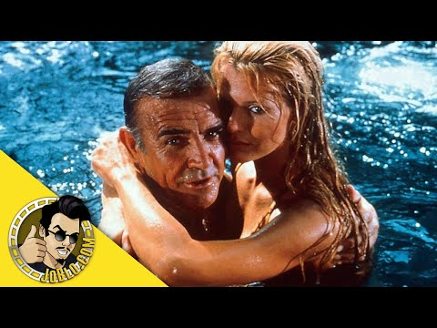 007: NEVER SAY NEVER AGAIN  - WTF Happened to this Movie?