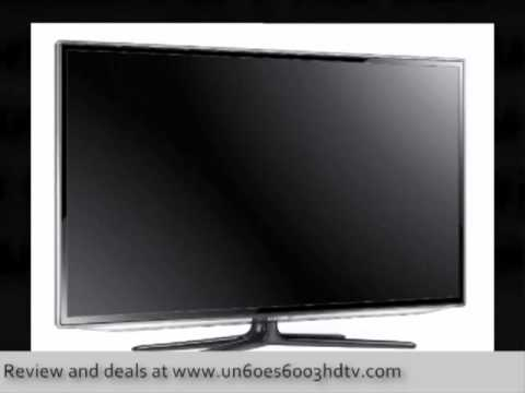 Samsung UN60ES6003 LED HDTV Review and Best Price
