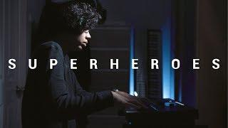 Superheroes - The Script | BILLbilly01 Cover