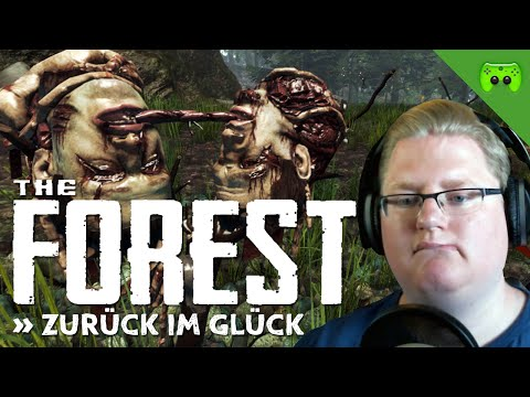 THE FOREST # 10 - Zurück im Glück «» Let's Play The Forest | HD