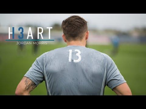 Video: HEART: Jordan Morris | EPISODE 3,