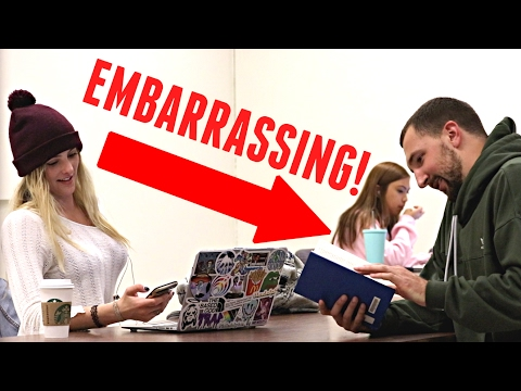 EMBARRASSING RINGTONES IN THE LIBRARY PRANK!!