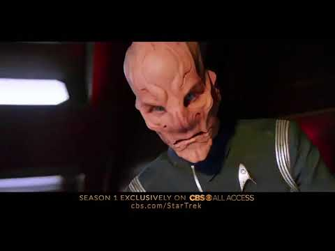Star Trek: Discovery Season 1 Promo 'The Age of Discovery is Born'