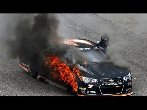 10 Days Without A Post... So It HAS To Be NASCAR