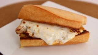 Chicken Parm Sandwich Recipe - Laura Vitale - Laura In The Kitchen Episode 528