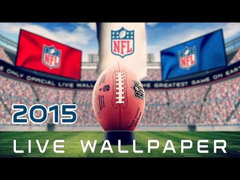 Video of NFL 2015 Live Wallpaper