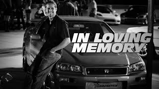 Our Tribute To Paul Walker