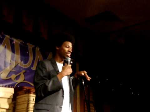 Cannabis Comedy Festival 09' Mike Winfield Part 2