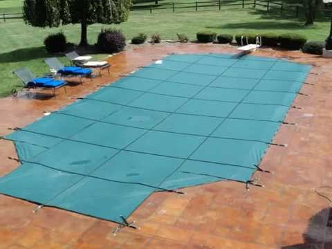 We Install a Pool Liner and Winter Safety Cover - Springfield Missouri
