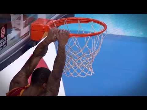 #NoJumpNoGlory Dunk of the Night: Justin Carter, Galatasaray Liv Hospital Istanbul