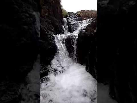 Waterfall slow motion