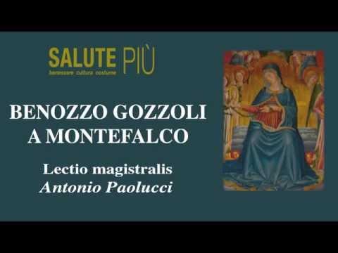 Antonio Paolucci. Benozzo Gozzoli in Montefalco