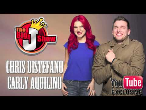 Chris Distefano & Carly Aquilino