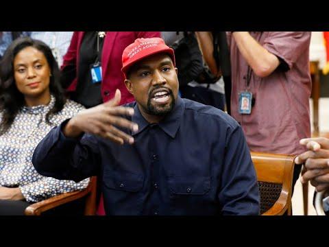 """Kanye West zu Trump: """"Ich liebe diesen Kerl!"""""""