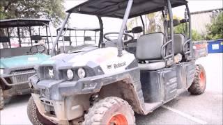 4. Bobcat 2012 3400XL 4x4 Diesel UTV