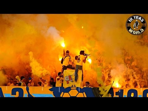 Impressionante, tifosi AEL Limassol