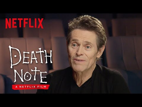Death Note (Featurette 'Ryuk')