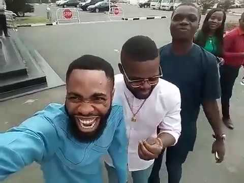 And to the Book of Falz the Bahd Guy, Which says Wehdone sir! Enjoy!