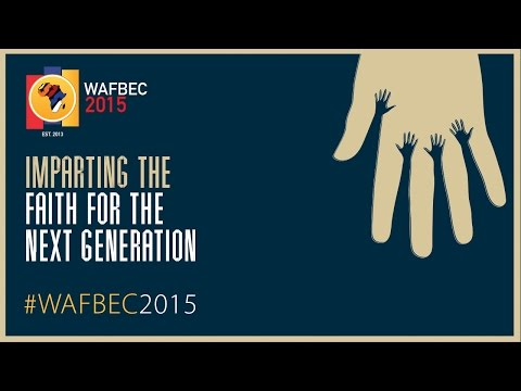 WAFBEC 2015 DAY 5 MORNING SESSION