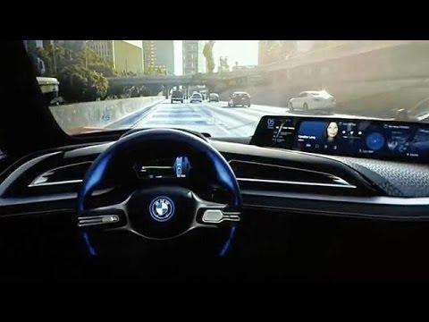 Δείτε το BMW iNEXT που θα οδηγεί μόνο του! – economy