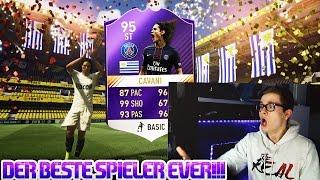 FIFA 17: BEST CARD IN FIFA! POTY 95 CAVANI! 🔥😱 (DEUTSCH) - ULTIMATE TEAM - SPIELER DES JAHRES! Mp3