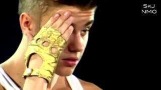 Justin Bieber in Shock!