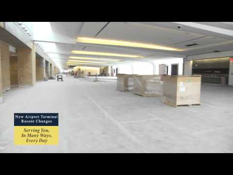 City of Wichita - Serving You - New Airport Terminal Recent Changes