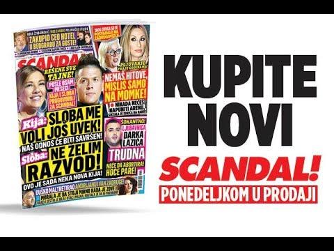 SCANDAL NOVINE: Kija i Sloba priznali sve: Volimo se, od razvoda nema ništa! Trudna ljubavnica Darka Lazića! Zašto se pljuju Rada i Zorica?