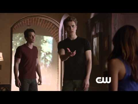 """The Vampire Diaries Season 5 Episode 6 Webclip """"Handle with Care"""""""